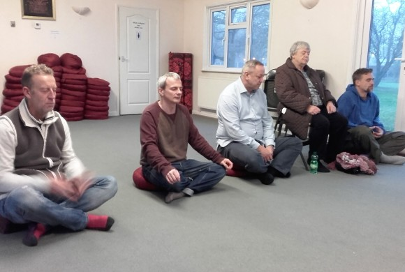 Meditation and Discussion